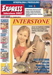 Interstone 2007r. Wiosna